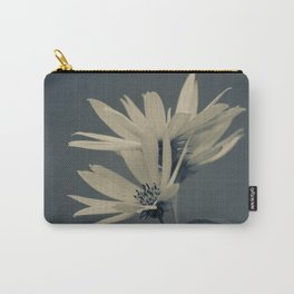 Sunflowers in the blue Carry-All Pouch