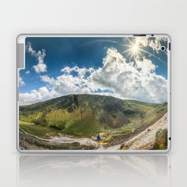 Wicklow Sunny Sky Laptop & iPad Skin