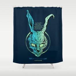 Donnie Darko Lifeline Shower Curtain