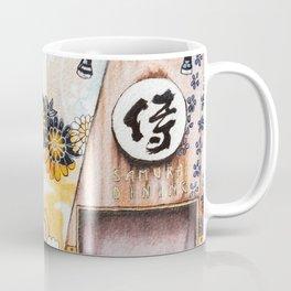 Samurai Dining Coffee Mug