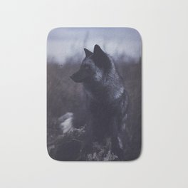 Dark Fox Bath Mat