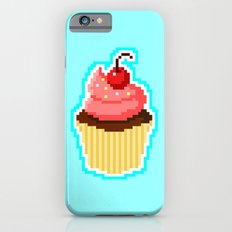 Pixel Cupcake iPhone 6s Slim Case
