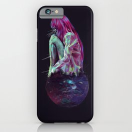 My Own World iPhone Case