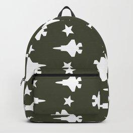 F-35 Lightning II Pattern Backpack