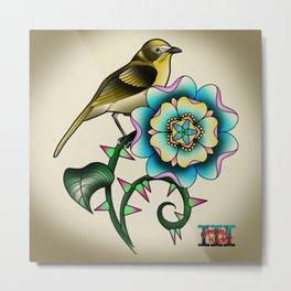 lil birdie Metal Print