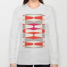 Zaha Type Long Sleeve T-shirt