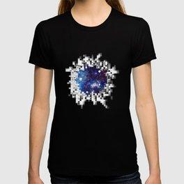 Pixel Void T-shirt