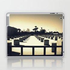 Koutoubia in Marrakesh Laptop & iPad Skin
