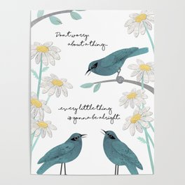 Three Little Birds (Parts 1 and 2) Poster