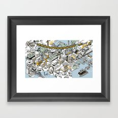 Arup Projects 2016 Framed Art Print