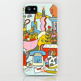 My Still Life iPhone Case