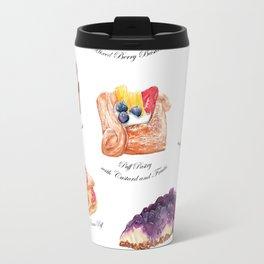 Cakes & Pastries #1 Travel Mug