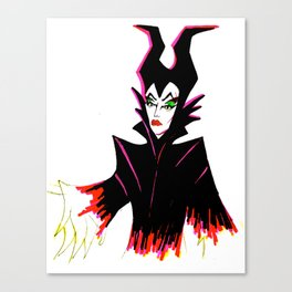 I'm Not a Witch, I'm You! Canvas Print