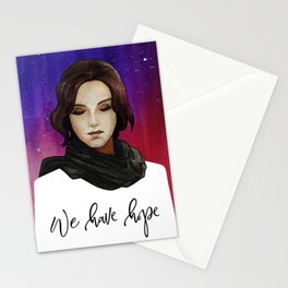 Jyn Erso - We Have Hope Stationery Cards