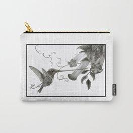Swordbill Hummingbird Carry-All Pouch