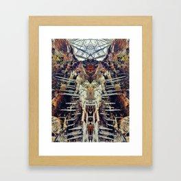 Stalatgmiti Framed Art Print
