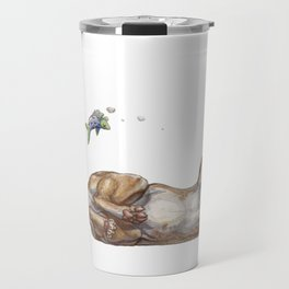 Sand Tiger Shark Cat :: Shark Cats Series 2 Travel Mug