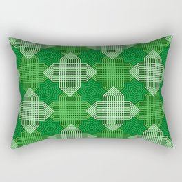 Op Art 67 Rectangular Pillow