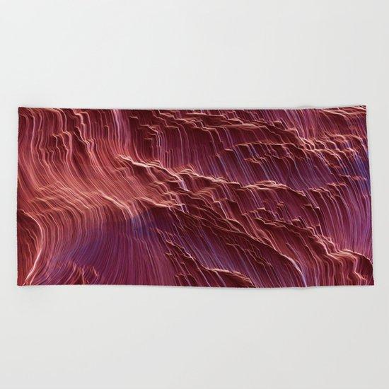 Deep Love Beach Towel