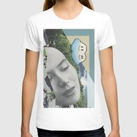 postcard T-shirts featuring Postcard #22 by Jon Duci