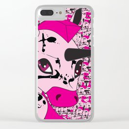Yumm-EE Clear iPhone Case