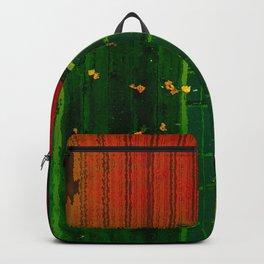 Secrets Under Fall Leaves Backpack