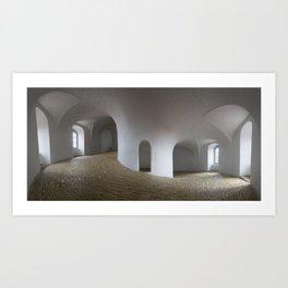 The Round Tower - The Rundetaarn Art Print