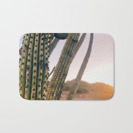 Cactus in San Javier Bath Mat
