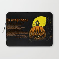 Still Life with Feline and Gourd Laptop Sleeve