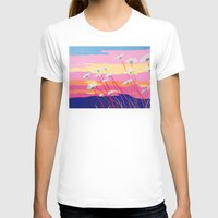 daisies T-shirts featuring Daisies by Suzanne Gibson
