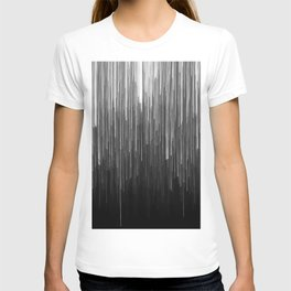 The Lights (Black and White) T-shirt