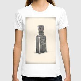 "Snake Oil ""Cure All Ailments"" Bottle T-shirt"