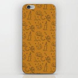 'Tis Near Halloween iPhone Skin