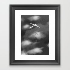 flight II Framed Art Print
