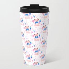 icecream teddy Travel Mug