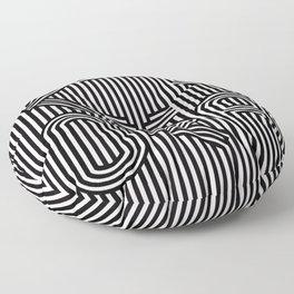 KiaOra New Zealand Greeting (Square) Floor Pillow