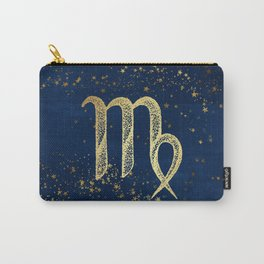 Virgo Zodiac Sign Carry-All Pouch