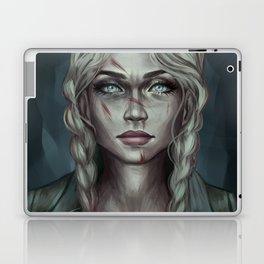 Until Dawn: Jess Laptop & iPad Skin