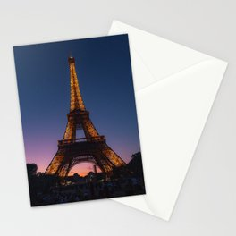 Eiffel 4 U - LG Stationery Cards