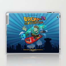 Back to the Futur-o-Rama Laptop & iPad Skin