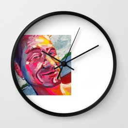 ahhh...summer Wall Clock