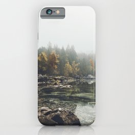 Serenity - Landscape Photography iPhone Case