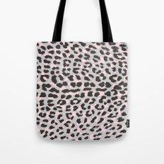 LEO CHEETAH PRINT Tote Bag