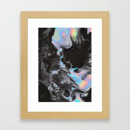 SEPARATE AND EVER DEADLY Framed Art Print