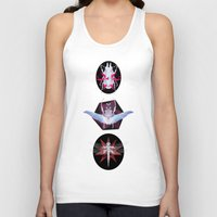 insect Tank Tops featuring Insect collection by Kajoi