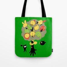 The Ninja Assassin Tote Bag