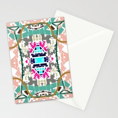 geome-tricks  Stationery Cards