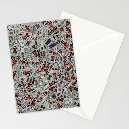 Mahjong Tiles Stationery Cards