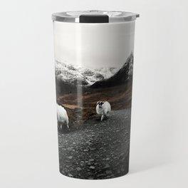 The Two Mountaineers Travel Mug