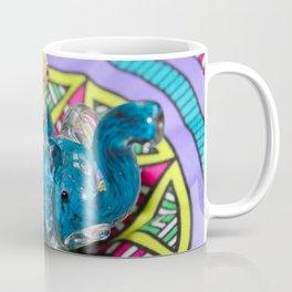 Orange Kush Elephant Coffee Mug